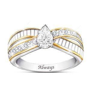 Loving Memories Bereavement Ring